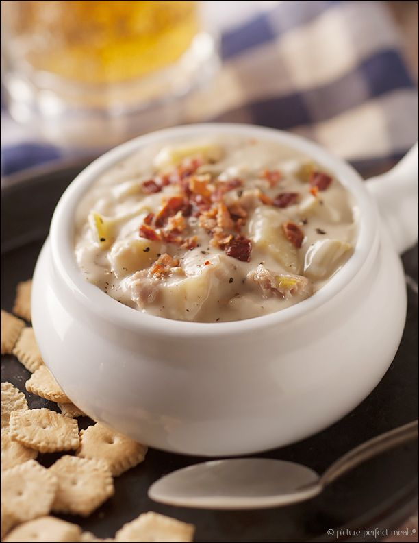 Chowders Easy, Bottle Clams, Chowders Soups, Classic Chowders, Clams ...