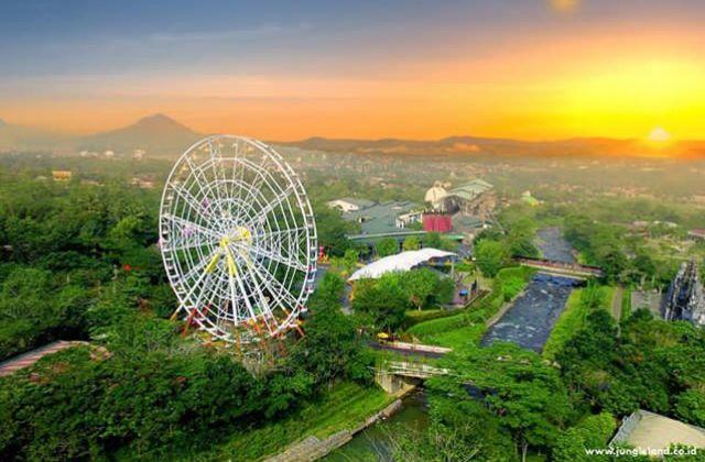 Tempat Wisata Sentul City Bogor Jungleland Tempat
