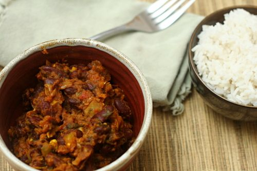 red kidney bean curry | What's for Dinner? | Pinterest