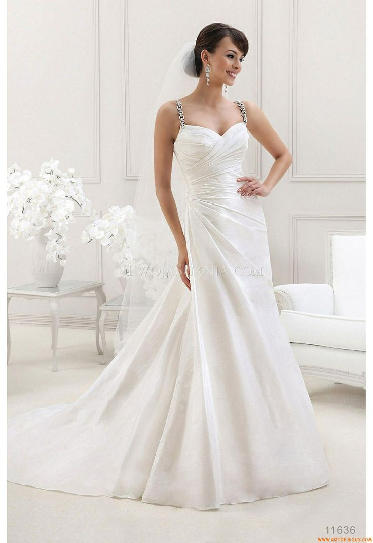 70 best Wedding Dresses Agnes images on Pinterest | Bridal gowns ...