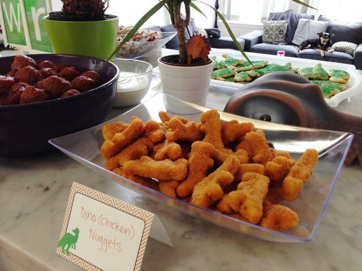 Dinosaur Themed Food - Bing Images
