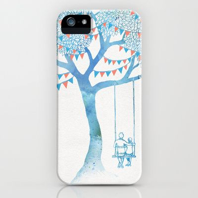 The Start of Something iPhone & iPod Case by David Fleck - $35.00