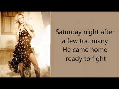 Church Bells - Carrie Underwood - YouTube
