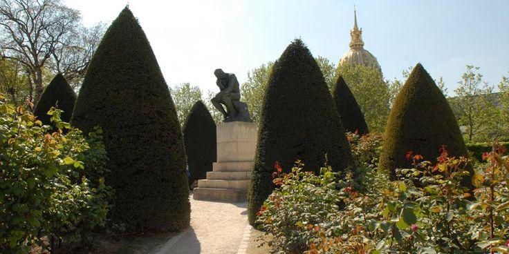 Musée Rodin, Paris : Dans l'antre du sculpteur.