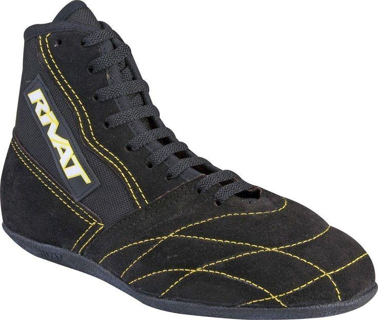 Chaussures de boxe française savate Rivat Strong