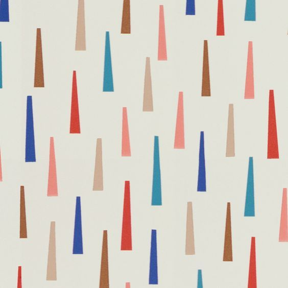 Maharam - Showers by Alexander Girard, 1958:
