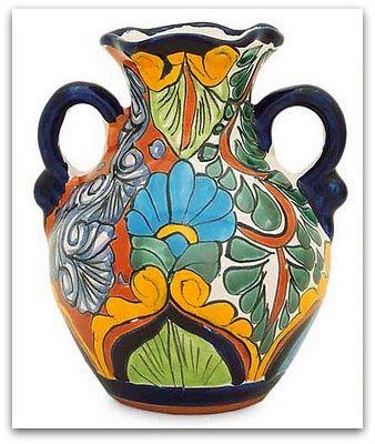 Talavera Pottery....                                                                                                                                                                                 Más