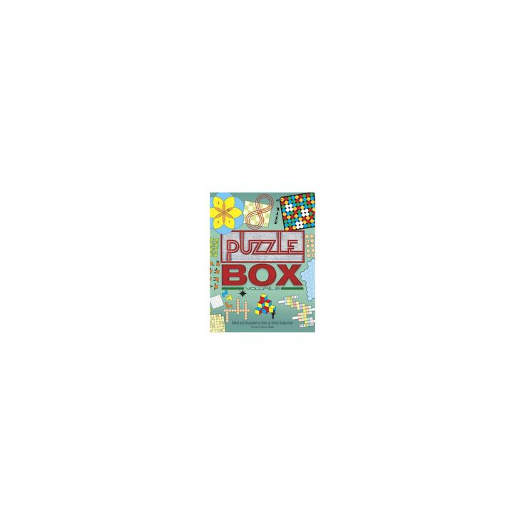 Puzzle Box (Vol 2) (Paperback) (Andy Parr & Donald Knuth & Ed Jr. Pegg)