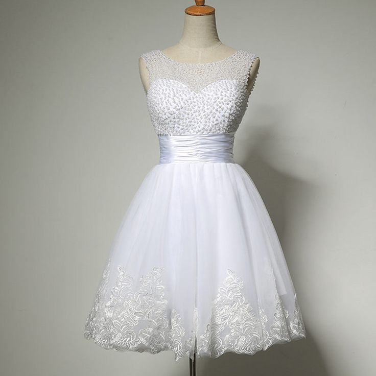 white short wedding dresses boho wedding dress bridesmaid dress