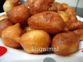 Luqaimat/ Saudi Arabian Sweet Dumplings   Kitchen Samraj!