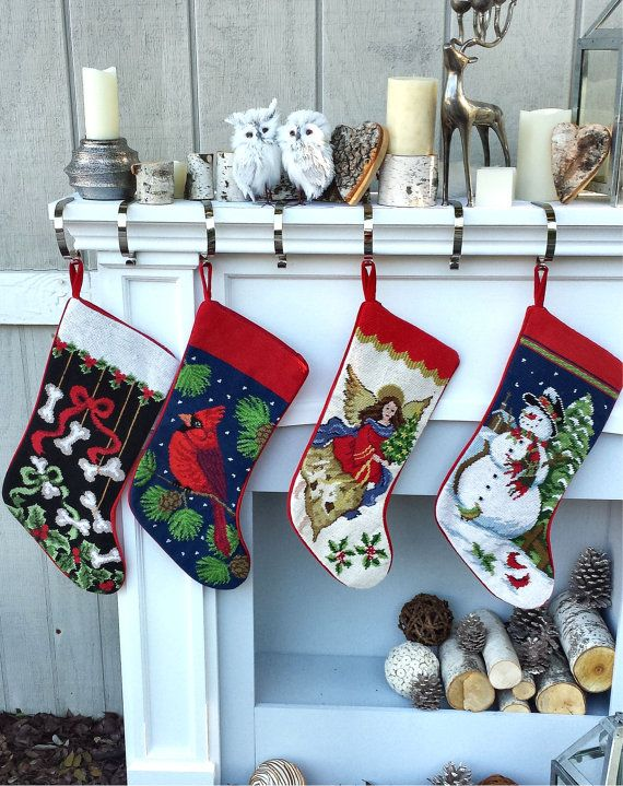 Best 25+ Personalized needlepoint christmas stockings ideas on ...