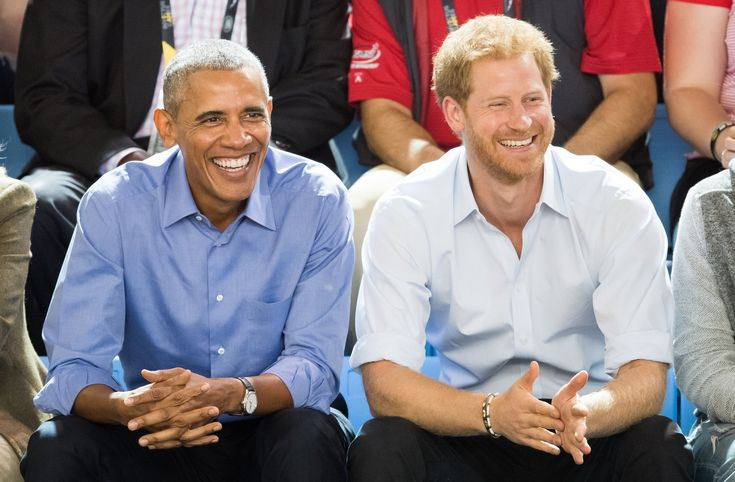 Will the Obama Family Be at Prince Harry's Wedding? | POPSUGAR Celebrity