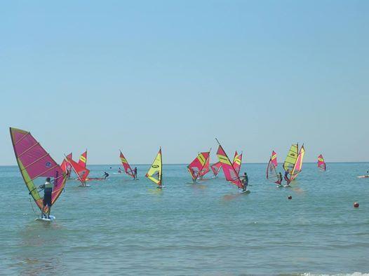 Per gli amanti del windsurf.