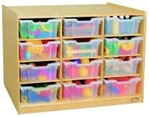 see our full selection of tray storage units at wwwclutterfreekidscom children storagekid toy storagestorage binsorganize kids roomsstorage
