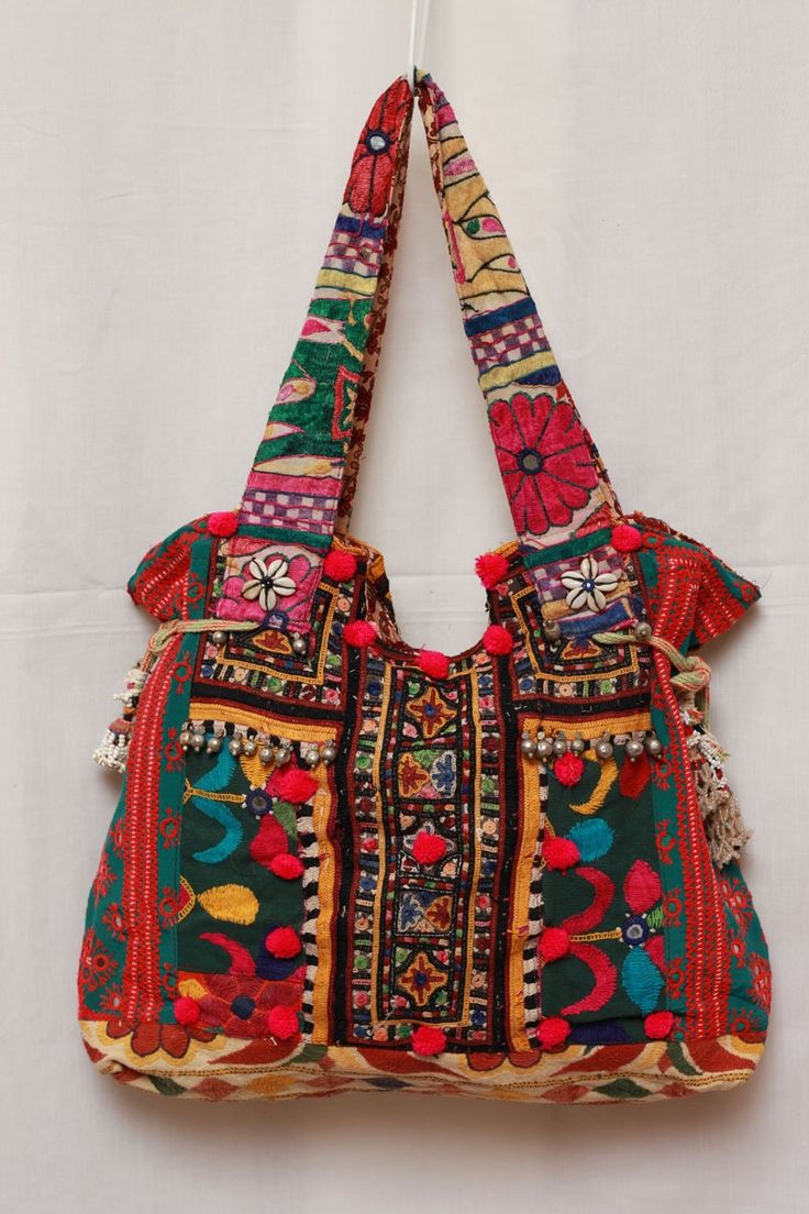Vintage Balochi Boho Bag Balochi Dressing Pinterest