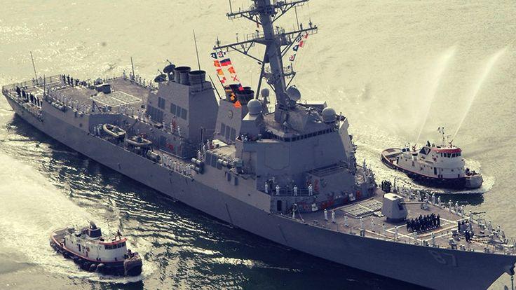 Washington(apa/ParsToday)- Auf ein Schiff der US-Kriegsmarine im Roten Meer seien  Militärangaben zufolge erneut Raketen abgefeuert worden. Der Lenkraketen...