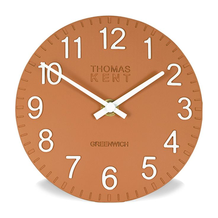 "Thomas Kent Clocks|Cotswold 6"" Mantel