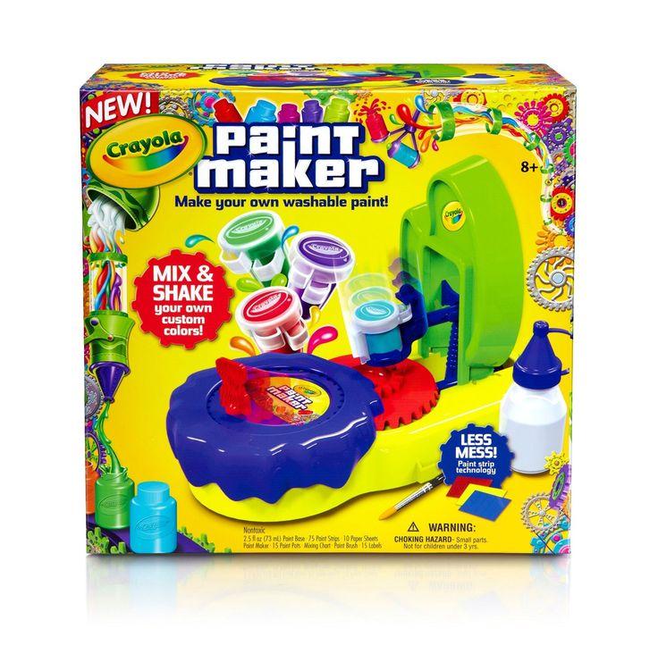 Crayola Paint Maker only $13.99! (Reg. $24.99)