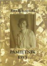 Okładka książki Ewa Kokczyńska Pamiętnik Ewy