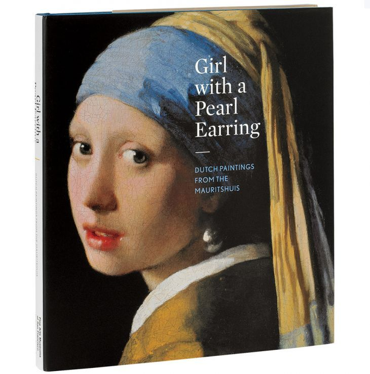 With A Pearl Earring Dutch Paintings From The Mauritshuis By Lea Van Der Vinde Book