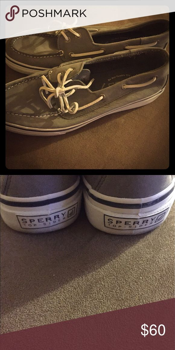 Sperry's for men Only worn once like new . Shoes Sneakers