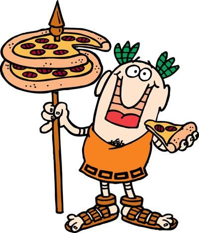 Spear Caesar - Pizzalicious!: Tales of Pizza: Part Two: I Loved Pizza Pizza!