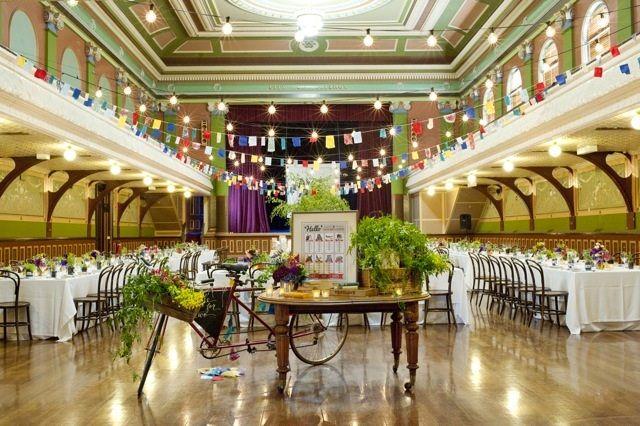 Fitzroy town hall  www.eddixonfooddesign.com