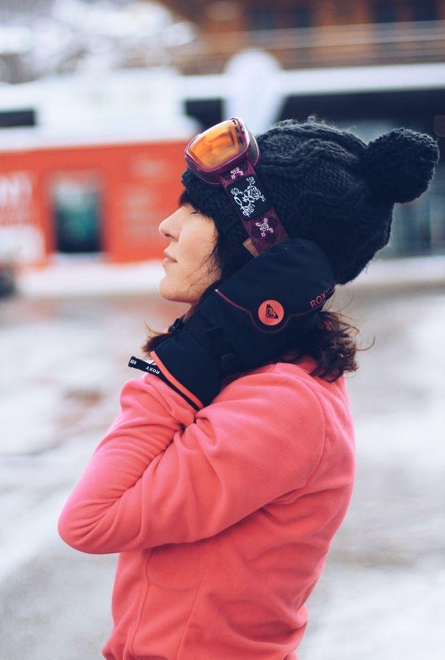 Snow googles / ski outfit / ski gear
