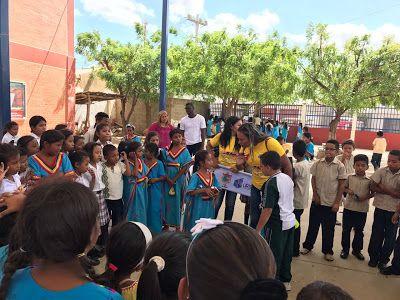 En Uribia se realiza campaña para prevenir y erradicar el trabajo infantil