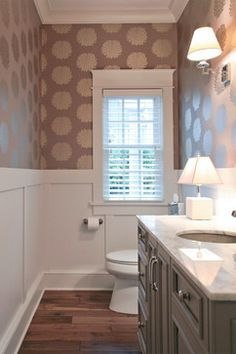 Best Photo Gallery For Website  Ways to Go Wild with Powder Room Lighting