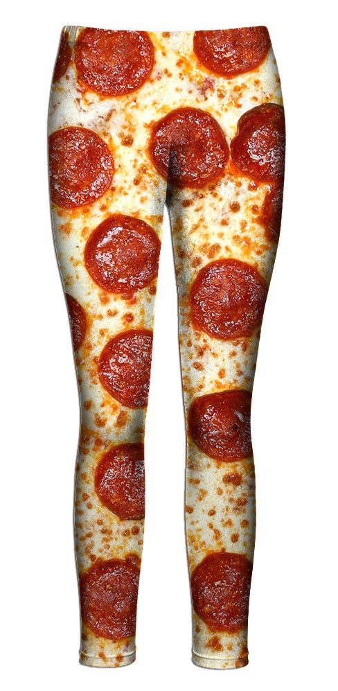 Beloved Shirts presents the Pizza Leggings