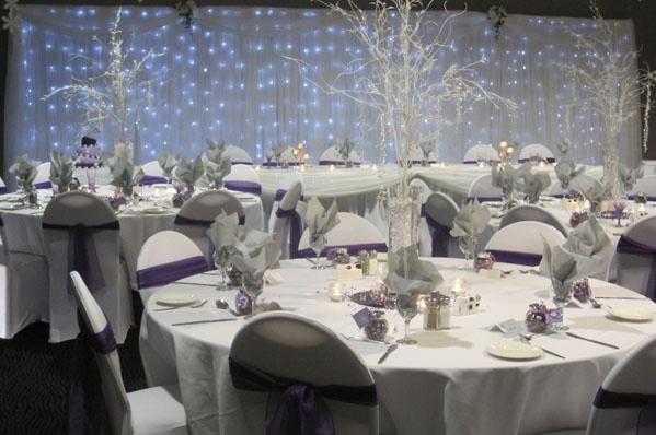 The perfect winter wonderland wedding