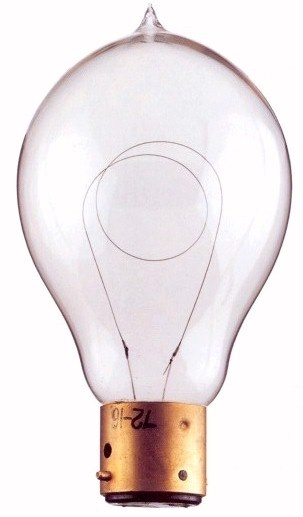 Light Bulbs >> The first lightbulb, Philips 1892 | Light & Lamps | Pinterest | Lightbulb and Museums