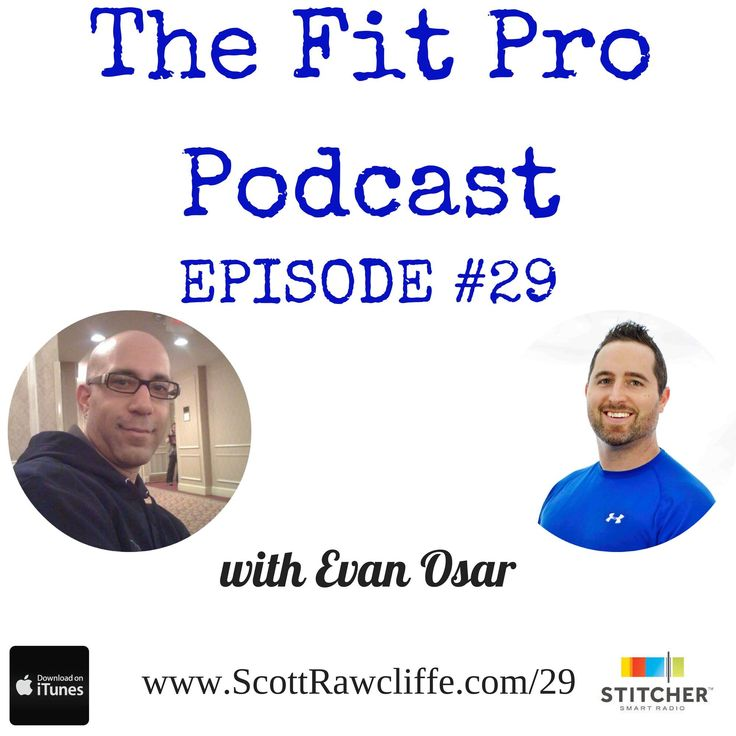 Want to know how to work with clients in pain, the best corrective exercise, why low threshold training is a must OR how to become a better trainer in general? Than Dr Evan Osar's got you covered!!