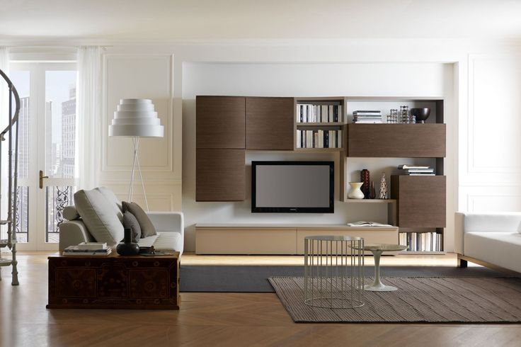 Arredamento Moderno zona Living 583 - NAPOL.IT