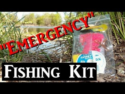 1000 images about bushcraft survival on pinterest edc for Emergency fishing kit