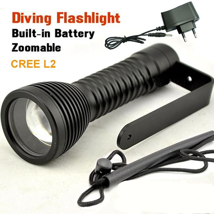 3953 Watch Now 2016 New LED Diving Flashlight Torch 3800Lm CREE XM
