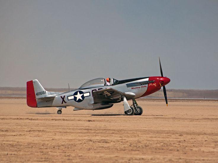 Mustang P-51D