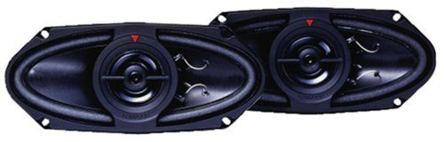 Kenwood KFC-415C 160-Watt 4-Inch x 10-Inch Two-Way Speaker System