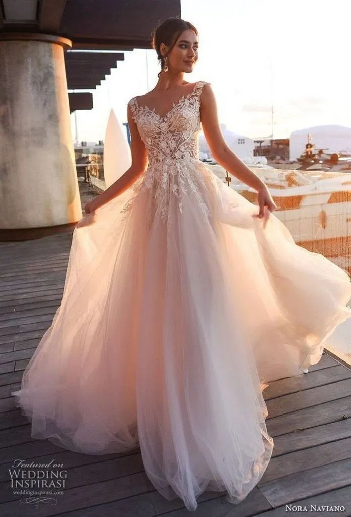 130 cute modest wedding dresses to inspire -page 45 > Homemytri.Com
