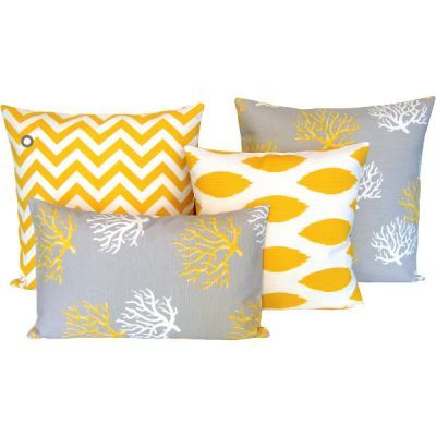 die besten 25 gelbe polster ideen auf pinterest gelbe kissenbez ge gelbe und graue kissen. Black Bedroom Furniture Sets. Home Design Ideas