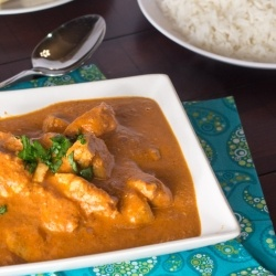 Indian Butter Chicken by DinnersDishes