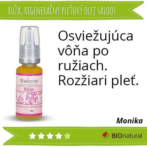 Hodnotenie regeneračného pleťového oleja ruža značky #saloos http://www.bionatural.sk/p/ruza-regeneracny-pletovy-olej?utm_campaign=hodnotenie&utm_medium=pin&utm_source=pinterest&utm_content=&utm_term=rpo_ruza