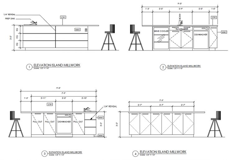 how to read construction drawings