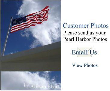 Soldiers at the Pearl Harbor Arizona Memorial