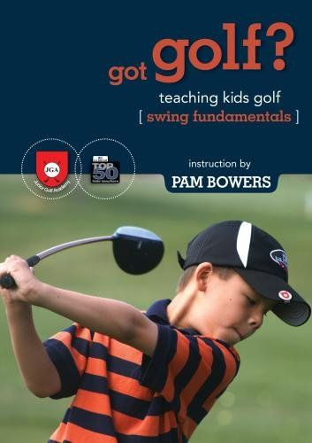 gotGolf? Teaching Kids Golf: Swing Fundamentals. Great for Parents, Coaches, Grandparents! Pam Bowers, multiple winner of the U.S. Kids Golf Top 50 Kids Teacher Award, delivers an informative and fun tool you can instantly apply when teaching golf to kids. Combining over 25 years of teaching experience with her Tour play, Pam's proven techniques really work with kids.