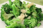 Steam fresh or frozen broccoli on a stove or in a microwave. Includes tips for preventing mushy texture.