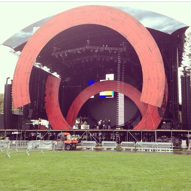 MainStage for Global Citizen New York 2014