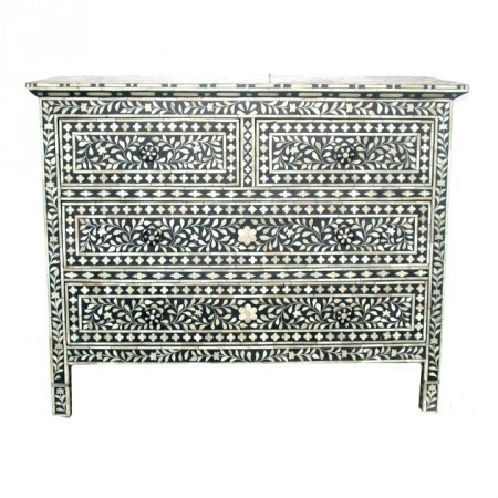 17 Best Images About Bone Inlay Furniture On Pinterest