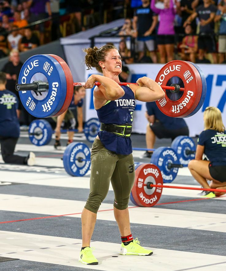Meet the fittest woman on earth refinery29 crossfit